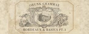 Drunk Grammar